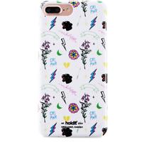 Holdit Phone Case iPhone 6/7/8 Plus Grl Power Pattern