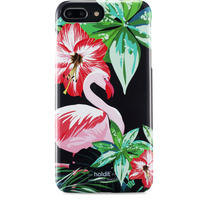 Holdit Phone Case iPhone 6/7/8 Plus Flamingo Hibiskus