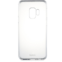 Holdit Phone Case Galaxy S9 Transparant TPU
