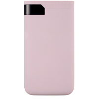 Powerbank 5000 mAh Osaka Pink Silk