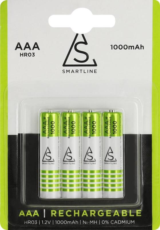 bild 1 av Batteri AAA 1,2V NiMH 2500 mAh