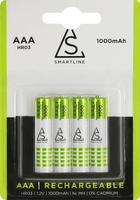 Batteri AAA 1,2V NiMH 2500 mAh