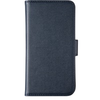 Holdit Plånboksväska iPhone X Mörk Blå