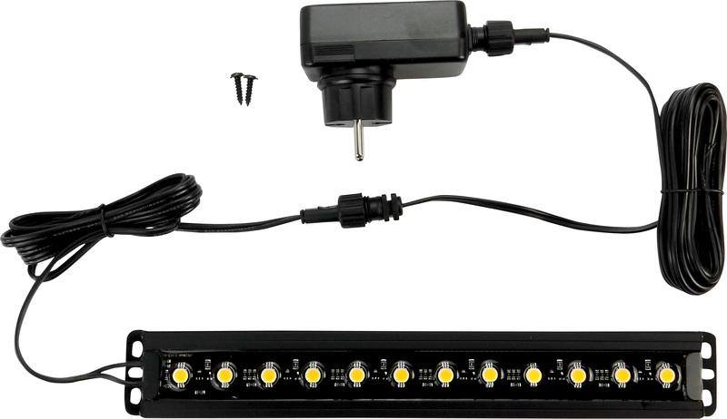 bild 1 av LED-ramp 16W 12xled