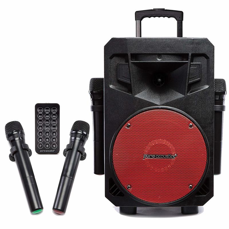 bild 1 av Pure Acoustics MCP212 Portable Entertainment System