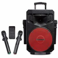 Pure Acoustics MCP212 Portable Entertainment System