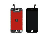 OEM Original iPhone 6 Black LCD Touch Glas