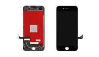 OEM Original iPhone 7 Black LCD Touch Glas