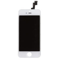 OEM Original iPhone 5S/SE White LCD Touch Glas