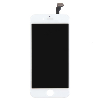 OEM Original iPhone 6 White LCD Touch Glas