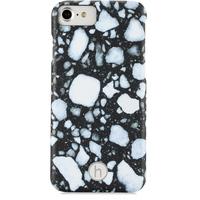 Mobilskal iPhone 6/6s/7/8 Paris Terrazzo Black