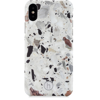 Mobilskal iPhone X/Xs Paris Terrazzo Ceramic