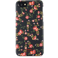 Holdit Mobilskal iPhone 6/7/8 Embroidered Flowers