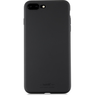 Holdit Mobilskal iPhone 7/8 Plus Silicone Black