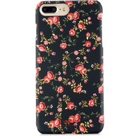 Holdit Mobilskal iPhone 6/7/8 Plus Embroidered Flowers