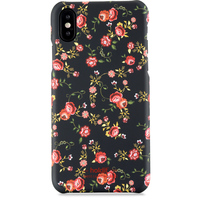 Holdit Mobilskal iPhone X Embroidered Flowers