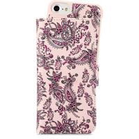 Holdit Plånboksväska Magnet iPhone 6/7/8 Paisley