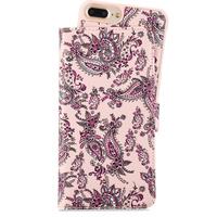 Holdit Plånboksväska Magnet iPhone 6/7/8 Plus Paisley