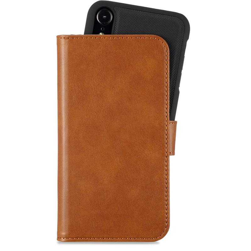 bild 1 av Holdit Plånboksväska Magnet iPhone XR Dark Brown