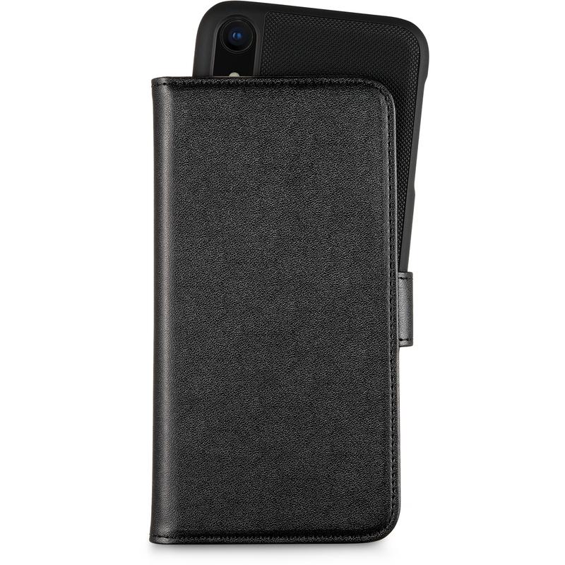 bild 1 av Holdit Plånboksväska Magnet iPhone XR Black