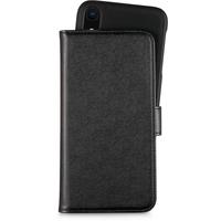 Holdit Plånboksväska Magnet iPhone XR Black