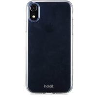 Holdit Mobilskal iPhone XR Transparent TPU