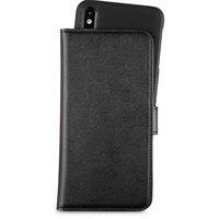 Holdit Plånboksfodral Magnet iPhone Xs Max Black