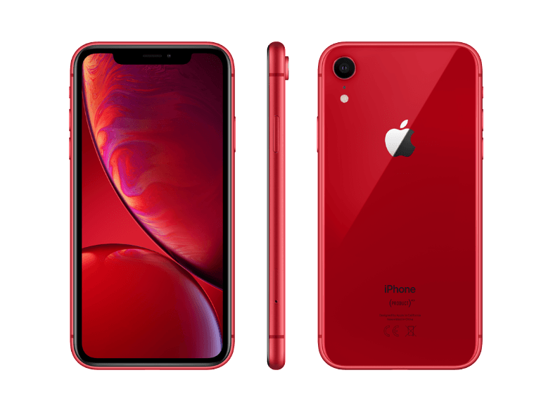 bild 1 av Apple iPhone XR Röd