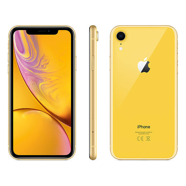 bild 1 av Apple iPhone XR 64GB Gul