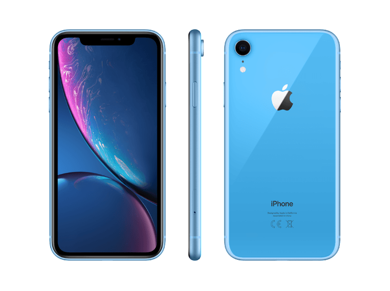 bild 1 av Apple iPhone XR Blå