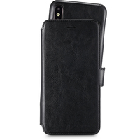 Style by Holdit Plånboksfodral Magnet iPhone Xs Max Berlin Black