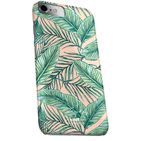 Holdit Skal iPhone 6 6s 7 8 Franksay Green Leaves f1c52be5e1693
