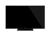 Telefunken 49UH6918 4K UNB HDR Smart DVB-T2/C Mittenfot