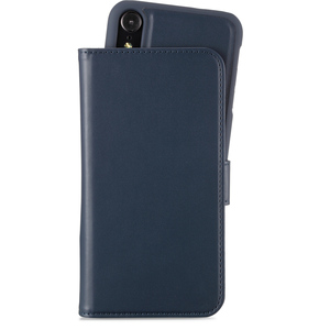 Holdit Plånboksfodral Magnet iPhone XR Dark Blue