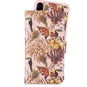 Holdit Plånboksväska Magnet iPhone XR Paradise Cove