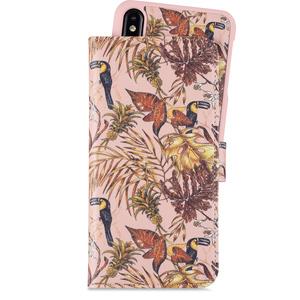 Holdit Plånboksväska Magnet iPhone XS Max Paradise Cove