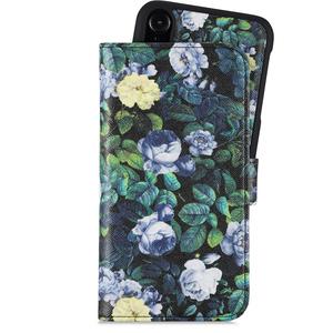 Holdit Plånboksväska Magnet iPhone XR Spring Blossom