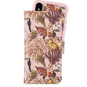 Holdit Plånboksväska Magnet iPhone X/Xs Paradise Cove