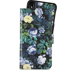 Holdit Plånboksväska Magnet iPhone Xs Max Spring Blossom