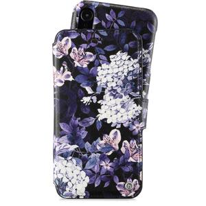 Style by Holdit Plånboksfodral Magnet iPhone XR Stockholm Purple