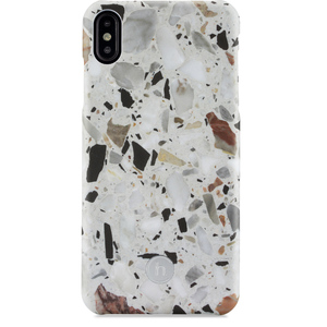 Style by Holdit Mobilskal iPhone XS Max Paris Terrazzo Cera