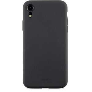 Mobilskal iPhone XR Silicone Black