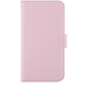 Holdit Plånboksfodral iPhone XR Rose Quartz PU