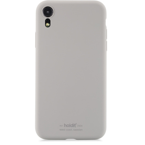Holdit Mobilskal Silicone iPhone XR Taupe