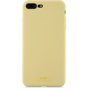 Holdit Mobilskal Silicone iPhone 7/8 Plus Yellow