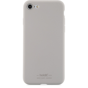 Holdit Mobilskal Silicone iPhone 7/8 Taupe