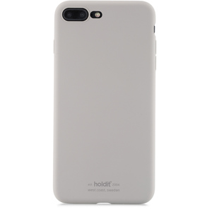 Holdit Mobilskal Silikon iPhone 7/8 Plus Taupe