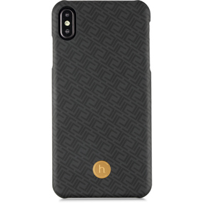 Style By Holdit Mobilskal iPhone Xs Max Paris Celia Black & Black