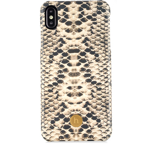 Style By Holdit Mobilskal iPhone Xs Max Paris Snake