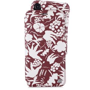Holdit Plånboksfodral Magnet iPhone XR Stockholm Tropical White